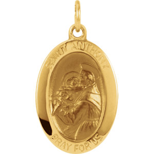 St. Anthony of Padua Medal