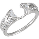 1/4 ct tw Diamond Ring Wrap