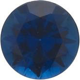Blue Sapphire Genuine Machine-Cut
