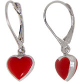 Disney® Heart Earrings