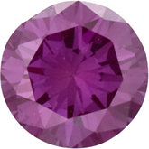 Round - Purple Enhanced