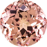 Round Chatham Created Champagne Sapphire
