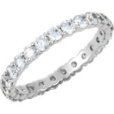 Diamond Eternity Band or Mounting