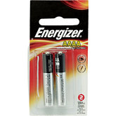 AAAA Alkaline Batteries - Pk of 2