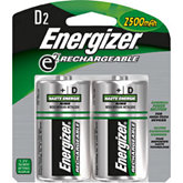D Rechargeable Batteries