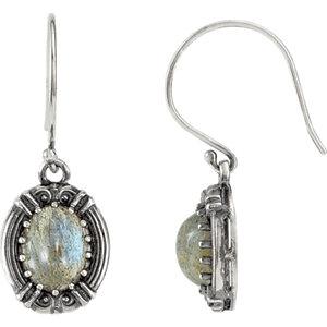 Victorian Style Dangle Earrings