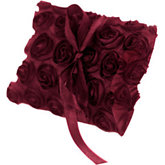 Small Satin Flower Pillow Packs