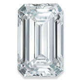 Emerald Cut Melee Diamonds