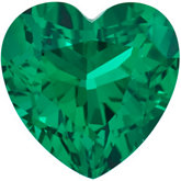 Heart Lab Created Emerald