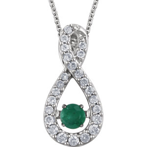 Mystara™ Gemstone Necklace