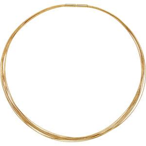 10-Strand Spiral Chain