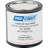 Liver Of Sulphur by Procraft