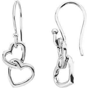 Fashion Heart Earrings