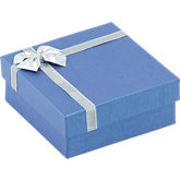 Blue/Silver Utility Box Pack of 12