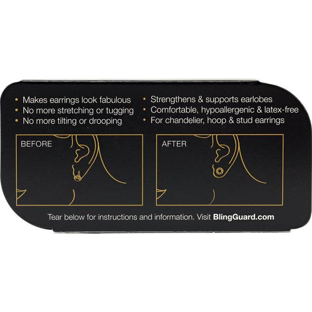BlingGuard™ Bling Dots for Earrings
