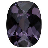 Antique Cushion Imitation Amethyst