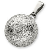 Amalfi™ Stainless Steel Immerse Plated Pendant