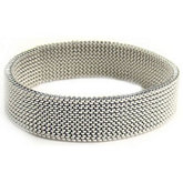 Stainless Steel Stretch Bracelet