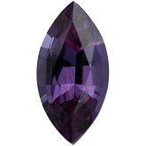 Marquise Genuine Color Change Garnet