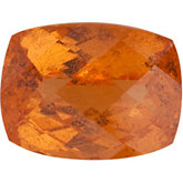 Antique Cushion Genuine Spessartite Garnet