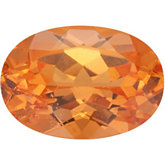Oval Genuine Spessartite Garnet