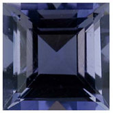 Square Genuine Iolite