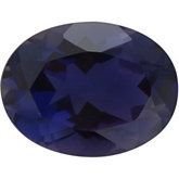 Oval Genuine Iolite