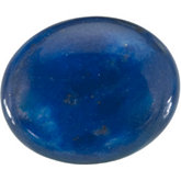 Oval Genuine Lapis