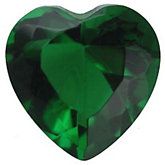 Heart Imitation Emerald