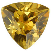 Trillion Imitation Citrine
