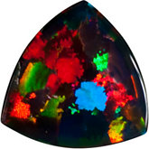 Trillion Lab Created Black Opal