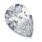 Pear Non-Serialized Diamonds
