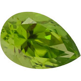 Pear SWAROVSKI GEMS™ Genuine Peridot