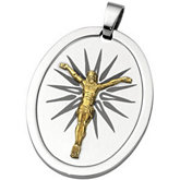 Joyas Alternativas™ Crucifix Pendant