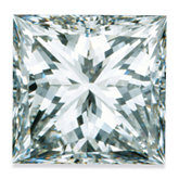 Square Non-Serialized Diamonds