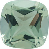 Antique Square Genuine Green Quartz