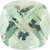 Genuine Quartz - Antique Square Checkerboard; AA Quality; Green