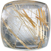 Antique Square Genuine Rutilated Quartz