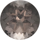 Round SWAROVSKI GEMS™ Genuine Smoky Quartz