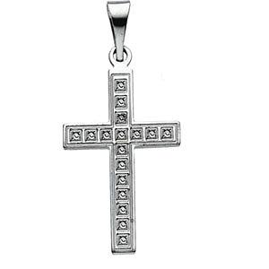Design Cross Pendant