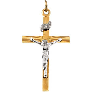 Crucifix Pendant or Necklace