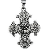 Dagmar Cross Pendant