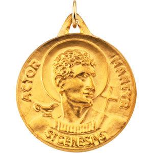 St. Genesius Medal