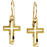 CrossFish™ Earrings