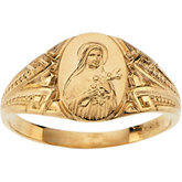 St. Theresa Ring