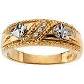 Ladies Engagement Ring or Gents Band