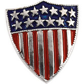 American Shield of Honor™ Lapel Pin