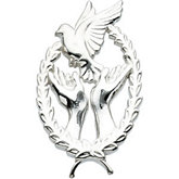 Wings of Remembrance™ Lapel Pin