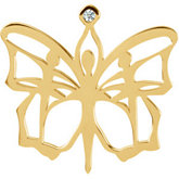 Butterfly Ballet® Lapel Pin