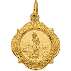 St. Lazarus Medal